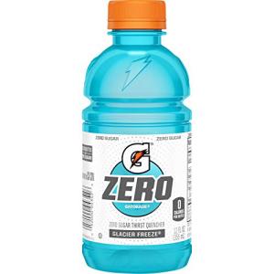 ゲータレードゼロシュガーサーストクエンチャー グレイシャーフリーズ 12オンス 24カウント Gatorade Zero Sugar 在庫あり Thirst Count Freeze Ounce Quencher 感謝価格 Glacier 24 12