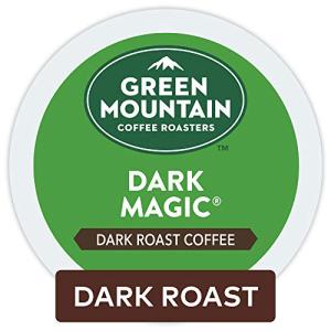 グリーンマウンテンコーヒーロースターダークマジックキューリグシングルサーブKカップポッド ダークローストコーヒー ギフト 12カウント セール 6パック Green Mountain Coffee Roasters Dark Pods Single-Serve Magic Count Roast 12 K-Cup Keurig
