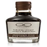 QOモデナの厚く熟成したバルサミコ酢 伝統的なスタイル グルメプレミアムデンスイタリアンビネガー アセトバルサミコディモデナ 商店 オールナチュラル 木製の樽で熟成 モデナで作られました 8.5液量オンス Vinegar 期間限定送料無料 of Balsamic QO Aged Thick Modena