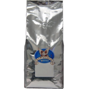 San Marco Coffee Decaffeinated Flavored Whole 2 French 驚きの価格が実現 Bean 内祝い Pound Caramel