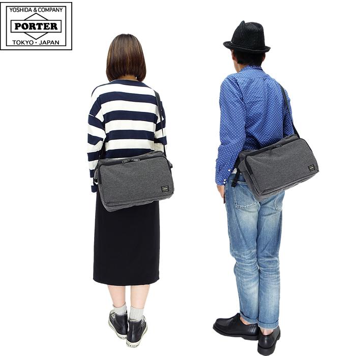 吉田カバン ポーター ファンクション ショルダーバッグ PORTER FUNCTION SHOULDER BAG(Lサイズ) 691-19621 メンズ レディース トラベル 吉田かばん