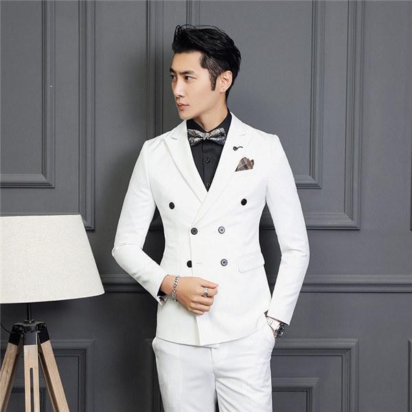 卒業式スーツ 紳士服 就職活動 セール 面接 白スーツ おしゃれスーツ 結婚式 二次会 入学 入社式 L メンズスーツ M XL ビジネススーツ シングル 2XL 3XL メンズ suit 期間限定で特別価格