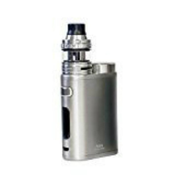 Eleaf iStick Pico 21700 with 激安通販販売 ELLO アイスティックピコ21700 エロー シルバー 電池付 送料無料お手入れ要らず イーリーフ