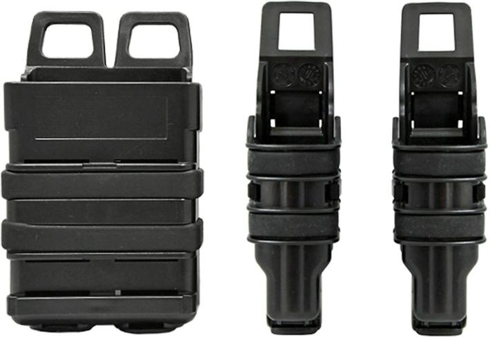FMA ITWタイプ 直営店 NEXUS GEN3 5.56mm ファーストマグポーチ ハンドガン 海外 M4 ブラック コンボ