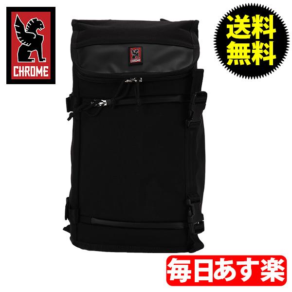 CHROME クローム Niko Camera Bags Niko Messenger ニコ ユーティリティ バッグ/デジタルギア&カメラ Black/black ブラック BG-134 [glv15]
