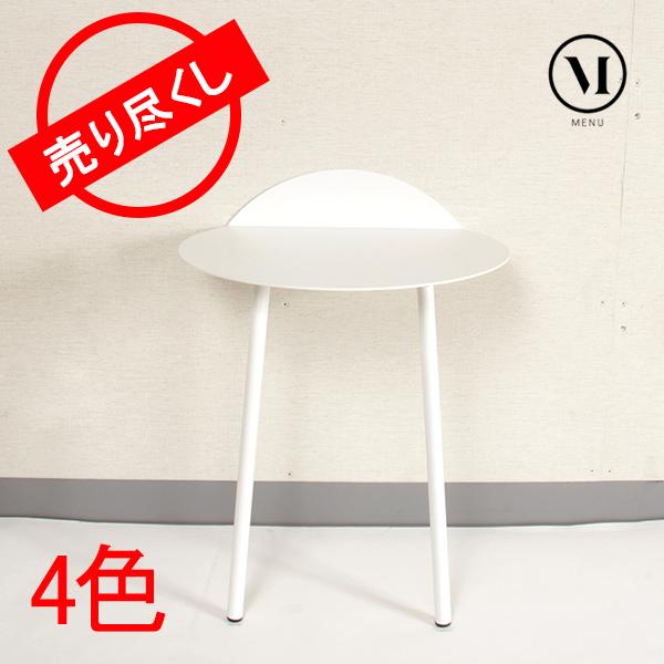 【赤字売切り価格】メニュー 机 ヤーウォールテーブル  サイドテーブル 小物台 スチール 北欧 インテリア 家具 デザイン MENU Yeh Wall Table Low Kenyon Yeh [glv15] アウトレット