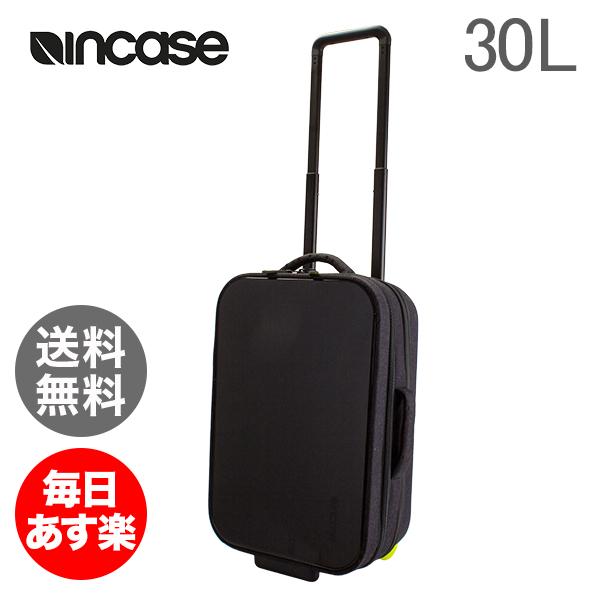 インケース Incase スーツケース キャリーケース EO トラベルハードシェルローラー メンズ レディース 旅行 出張 EO Hardshell Roller CL90001 Luggage ブラックBlack 30L [glv15]
