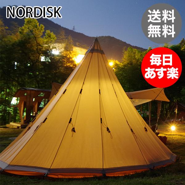Nordisk ノルディスク アルヘイム Alfeim 19.6 Basic ベーシック 2014年モデル 142014 テント キャンプ アウトドア 北欧 [glv15]