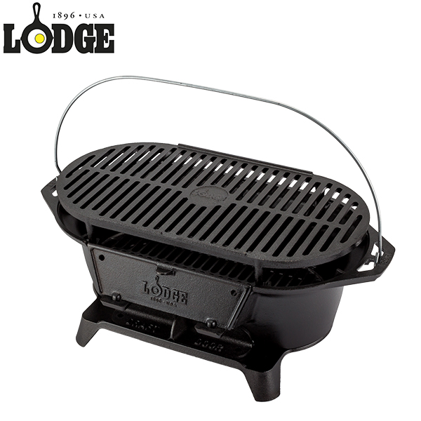 Lodge ロッジ ロジック スポーツマングリル L410 Lodge Logic Sportsman Grill バーベキュー グリル アウトドア [glv15] あす楽