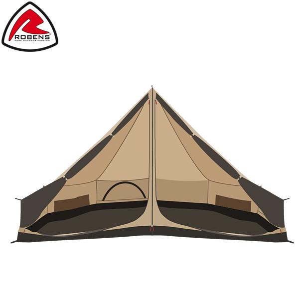 [全品最大15%OFFクーポン]ローベンス Robens テント クロンダイク用 インナーテント アウトバック シリーズ 130090 Tents Inner tent Klondike キャンプ アウトドア インナー [glv15]