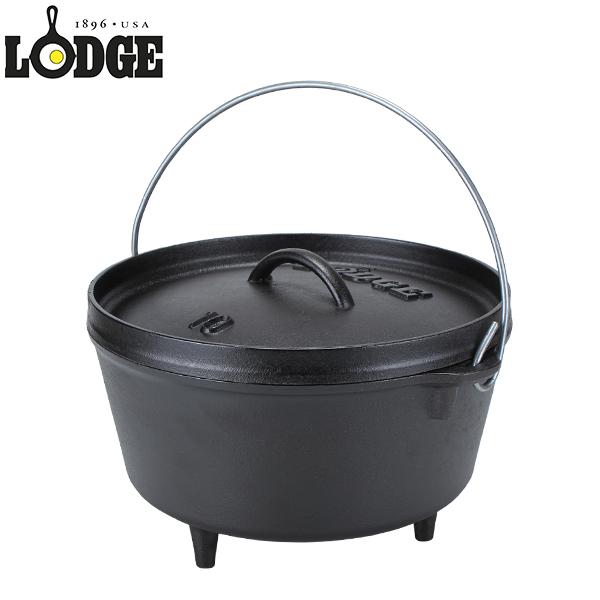 Lodge ロッジ アウトドア キャンプダッチオーブン L10DCO3 Outdoors [glv15] あす楽