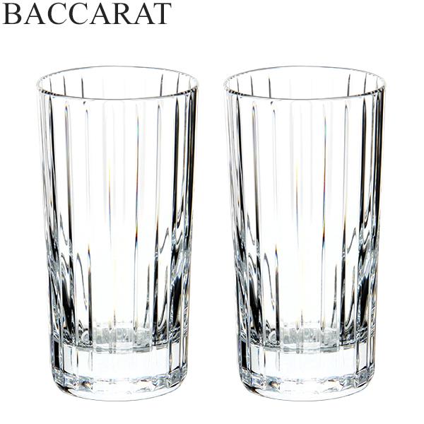[全品最大15%OFFクーポン]バカラ ハーモニー ハイボール 2個セット グラス ガラス 洋食器 クリア 2810595 Baccarat HARMONIE Tumbler & High Ball Tumbler [glv15]
