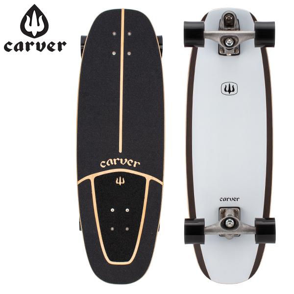 [全品最大15%OFFクーポン]カーバー スケートボード Carver Skateboards スケボー C7 コンプリート 30インチ プロテウス Basalt Proteus Complete [glv15]