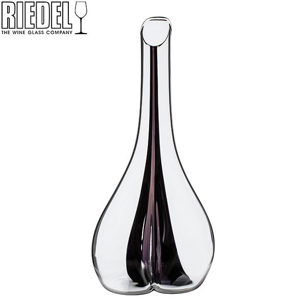 [全品最大15%OFFクーポン]リーデル Riedel デカンタ ブラック・タイ スマイル ピンク 2009/01 S1 ハンドメイド デキャンタ DECANTER BLACK TIE SMILE PINK ワイン カラフェ ピッチャー [glv15]