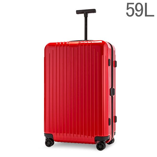 リモワ RIMOWA エッセンシャル ライト チェックイン M 59L 4輪 スーツケース キャリーケース キャリーバッグ 82363654 Essential Lite Check-In M 旧 サルサエアー 【NEWモデル】 あす楽