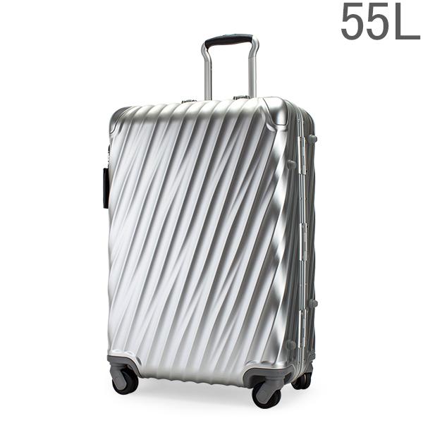 トゥミ TUMI スーツケース 55L 4輪 19 Degree Aluminum ショート・トリップ・パッキングケース 036864SLV2 シルバー キャリーケース キャリーバッグ [glv15] あす楽