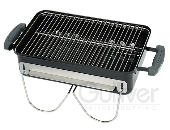 Weber Weber Go Anywhere Charcoal Grill Ghoenniyware Grill Portable Grills  Portable BBQ Grill Black Black BBQ