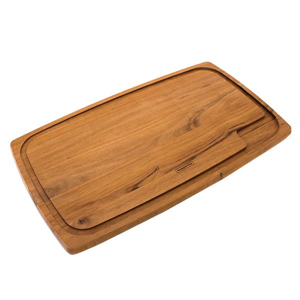 トラモンティーナ Tramontina バーベキュー 17点セット 木製ケース入り ポリウッド カッティングボード付き 食洗機対応 21198/466 ナチュラル POLYWOOD 新生活 [glv15]