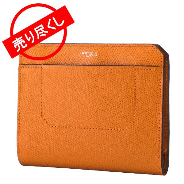 【全品3%OFFクーポン】【赤字売切り価格】トゥミ Tumi パスポート・ケース 本革 レザー 11882BO バーントオレンジ Camden SLG Passport Case Burnt Orange メンズ レディース アウトレット