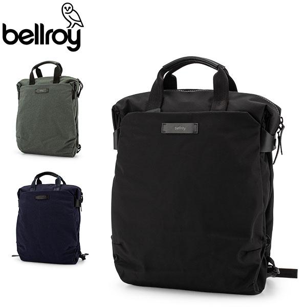 ベルロイ Bellroy バックパック デュオ トートパック Duo Totepack 15L リュック トートバック メンズ スリム ビジネス バッグ 5%還元 あす楽