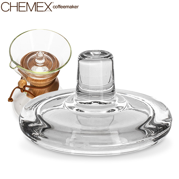 全品365日あす楽対応 激安 激安特価 送料無料 Chemex ケメックスコーヒーメーカー 買物 ハンドメイド ドリップ ガラス フィルター 新生活 CMC 専用フタ ケメックス コーヒーメーカー あす楽