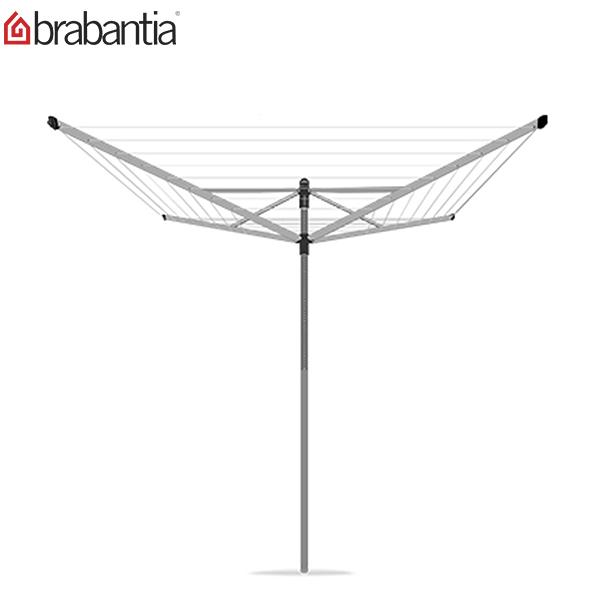 【あす楽】 Brabantia ブラバンシア 洗濯物干し Lift-O-Matic 40 metres ロータリードライヤー Silver シルバー 310928【5%還元】