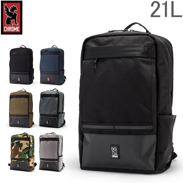 【あす楽】クローム Chrome バックパック リュック 21L ホンドー BG-219 Hondo Backpacks メンズ レディース 通勤 通学 バッグ デイパック【5%還元】