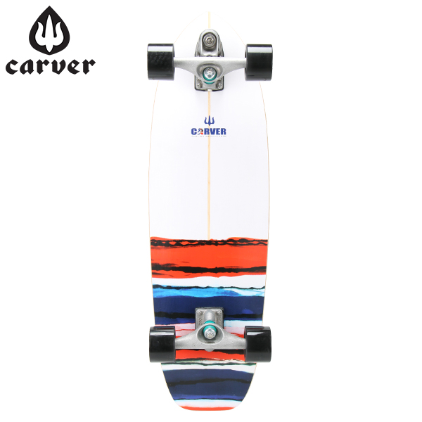 Carver Skateboards カーバースケートボード C7 Complete 32.5 USA Resin USA レジン