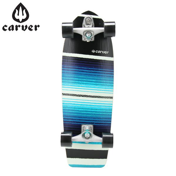 Carver Skateboards カーバースケートボード C7 Complete 29.75 Serape セラーペ