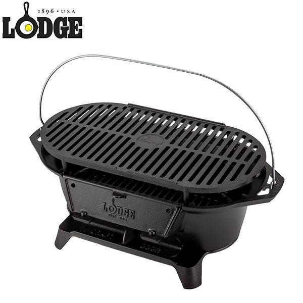 Lodge ロッジ ロジック スポーツマングリル L410 Lodge Logic Sportsman Grill バーベキュー グリル アウトドア