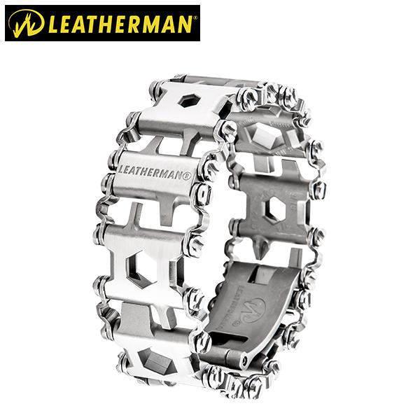 【5%還元】【あす楽】レザーマン Leatherman TREAD トレッド マルチプライヤー ブレスレット 831998 ステンレス STAINLESS アウトドア 携帯工具