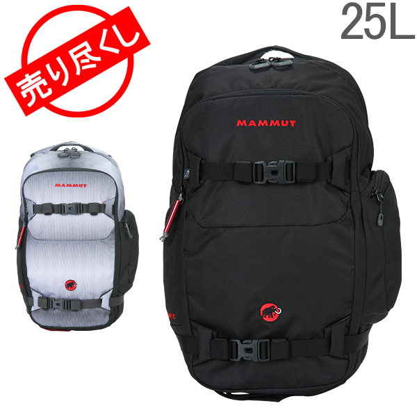 super popular 868ca d04cd Deficit sellout り price マムートバックパック 25L men's jacket rucksack outdoor  mountain climbing sports Snow 2510-02321 Mammut Nirvana ...