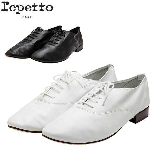【ポイント2倍 4/16,01:59まで】レペット Repetto メンズ シューズ ミティークオム ジジ オム V388C MYTHIQUE HOMME ZIZI H レザー 革靴 フラットシューズ