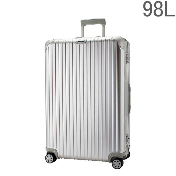 リモワ RIMOWA トパーズ 923.77.00.4 スーツケース TOPAS 98L