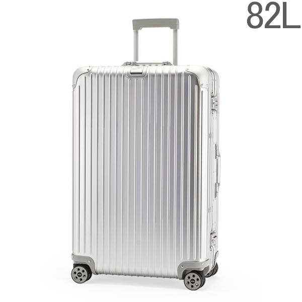 リモワ RIMOWA トパーズ 82L スーツケース 924.73.00.4 TOPAS Multiwheel 【4輪】