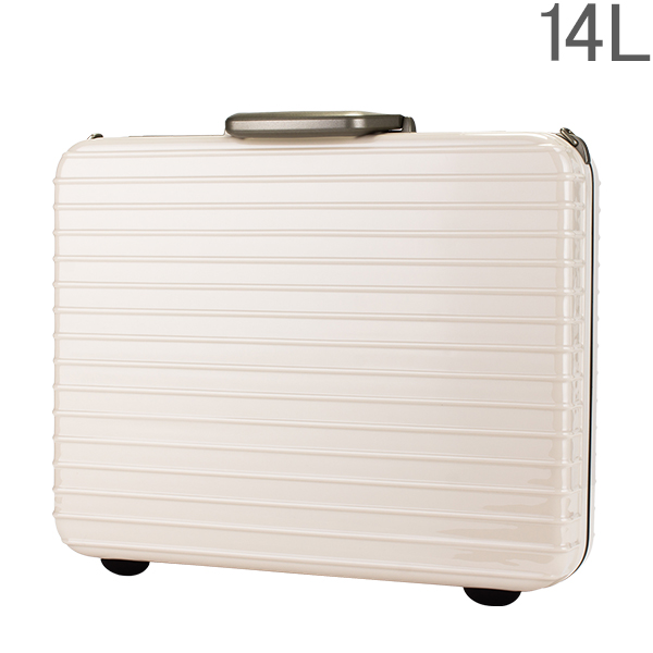 リモワ RIMOWA リンボ ノートブック 14L アタッシュケース ブリーフケース 881.09.13.0 クリームホワイト Limbo Notebook L White 機内持込 スーツケース