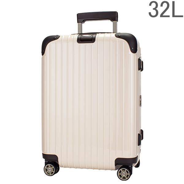 リモワ RIMOWA リンボ 32L 4輪 キャビンマルチホイール スーツケース 881.52.13.4 クリームホワイト Limbo Cabin MultiWheel White キャリーバッグ