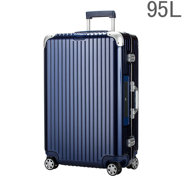 リモワ RIMOWAリンボ 882.77.21.5 マルチホイール 4輪 スーツケース ナイトブルー Multiwheel 95L 電子タグ 【E-Tag】