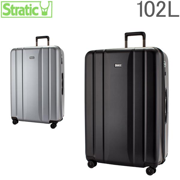 ストラティック Stratic スーツケース Lサイズ 102L 軽量 4輪 大型 ハード ポリカーボネート 頑丈 TSAロック キャリーバッグ ドイツ
