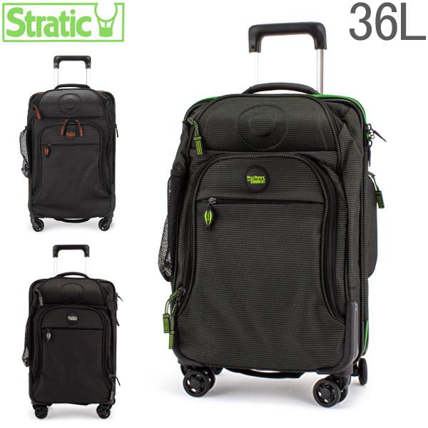 ストラティック 36L Stratic スーツケース 36L Relax Sサイズ リラックス 2 4輪 4R 3-9848-55 Relax 2 軽量 キャリーバッグ ソフト 旅行 Mover S 4R TSA, 三芳町:10629aaa --- sunward.msk.ru