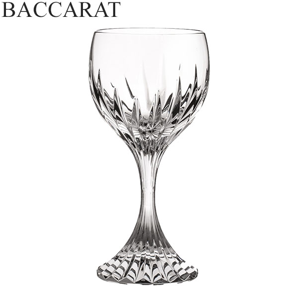 Baccarat (バカラ) マッセナ ゴブレット ワイングラス 1344102 父の日ギフト ゴブレット MASSENA Baccarat GLASS 2 クリア 父の日 父の日ギフト, 手芸ラッピングリボンのリボンボン:0b98c0a2 --- sunward.msk.ru