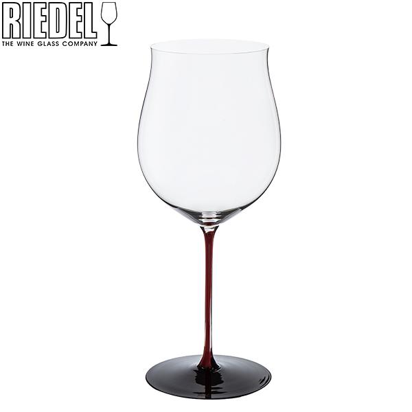 【あす楽】 リーデル Riedel ワイングラス ブラック シリーズ レッド ブルゴーニュ・グラン・クリュ ハンドメイド 4100/16R BLACK SERIES BURGUNDY GRAND CRU ワイン グラス【5%還元】