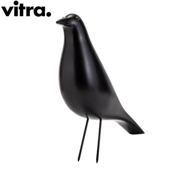 【ポイント3倍 4/16,01:59まで】  ヴィトラ Vitra オブジェ Eames House Bird (イームズ ハウスバード) 215 031 00 ブラック painted black 鳥 インテリア デザイン 置物