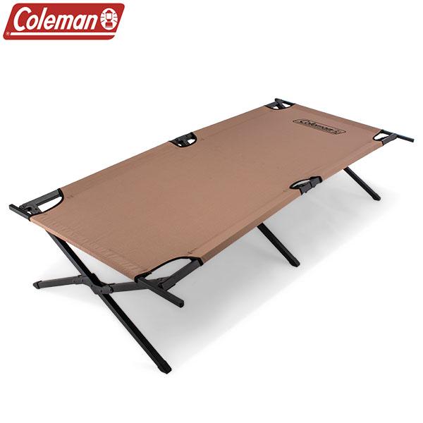 【あす楽】 コールマン Coleman 折りたたみ式 コット トレイルヘッド II コット 2000020274 TRAILHEAD II COT アウトドア ベンチ ベッド 椅子 キャンプ【5%還元】