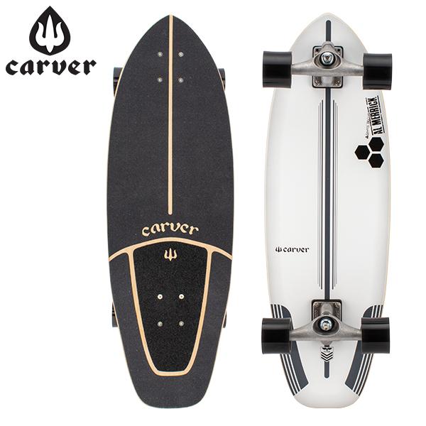 【5%還元】【あす楽】カーバー スケートボード Carver Skateboards スケボー CX コンプリート 30.75インチ C1013011027 フライヤー CI Flyer remodelled
