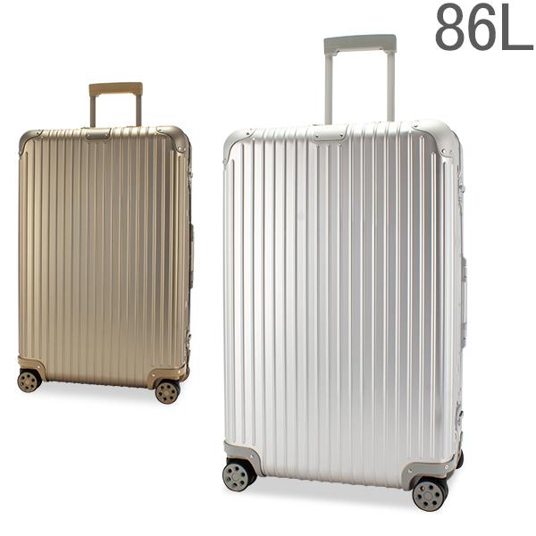 リモワ RIMOWA 【Newモデル】 オリジナル 925730 チェックイン L 86L 4輪 スーツケース Original Check-In L キャリーケース 旧 トパーズ