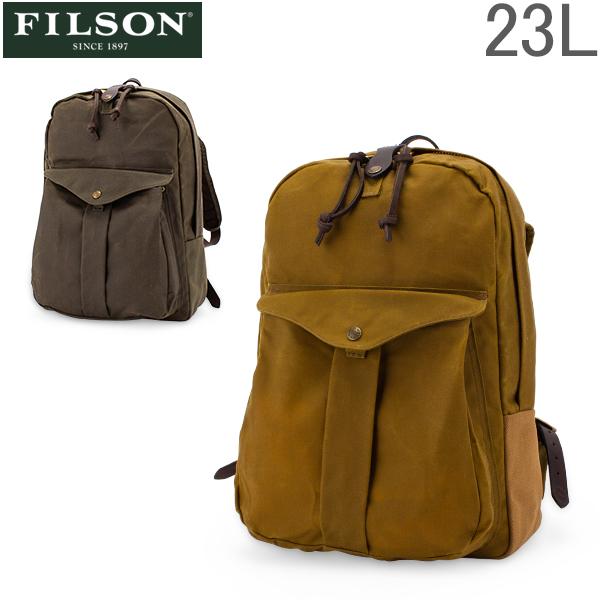 【お盆も】フィルソン FILSON バックパック リュック ジャーニーマンバックパック 70307 JOURNEYMAN BACKPACK 23L 旅行 アウトドア ユニセックス