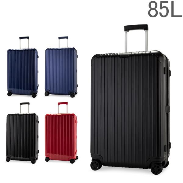 【ポイント2倍 4/16,01:59まで】リモワ RIMOWA 【Newモデル】 エッセンシャル 832736 チェックイン L 85L 4輪 スーツケース Essential Check-In L 旧 サルサ
