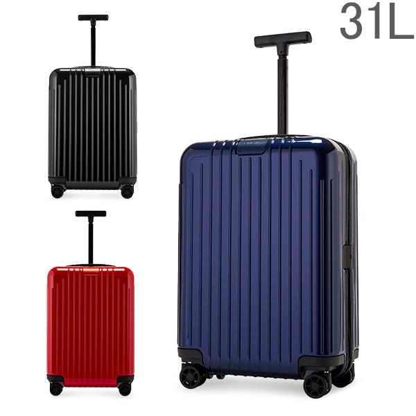 【ポイント2倍 4/16,01:59まで】リモワ RIMOWA 【Newモデル】 エッセンシャル ライト キャビン S 31L 機内持ち込み スーツケース Essential Lite 旧 サルサエアー