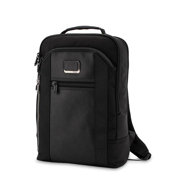 トゥミ TUMI アルファ ブラボー デイヴィス バックパック ALPHA BRAVO Davis Backpack 0232682D / 1033201041 ブラック Black 5%還元 あす楽